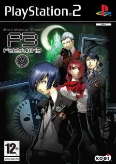 Jaquette de Persona 3 PlayStation 2