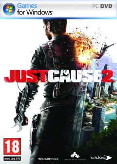 Jaquette de Just Cause 2 PC