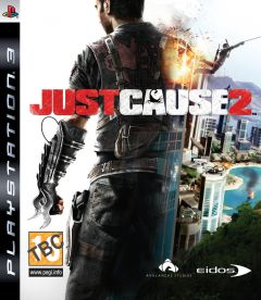 Jaquette de Just Cause 2 PlayStation 3