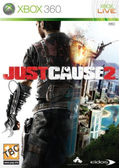 Jaquette de Just Cause 2 Xbox 360