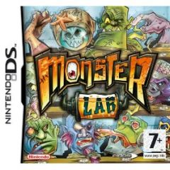Jaquette de Monster Lab DS