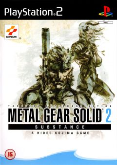 Metal Gear Solid 2 : Substance (PlayStation 2)