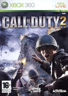 Jaquette de Call of Duty 2 Xbox 360