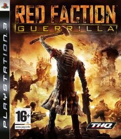 Jaquette de Red Faction : Guerrilla PlayStation 3