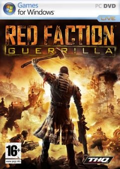 Jaquette de Red Faction : Guerrilla PC
