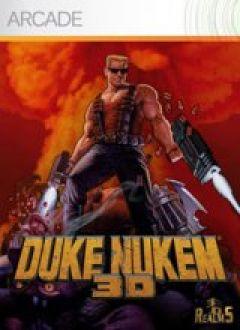 Jaquette de Duke Nukem 3D Xbox 360