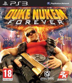 Jaquette de Duke Nukem Forever PlayStation 3