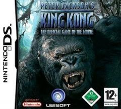 Jaquette de King Kong DS