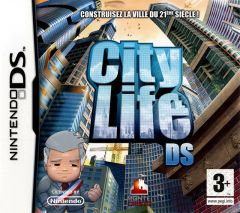 Jaquette de City Life DS DS