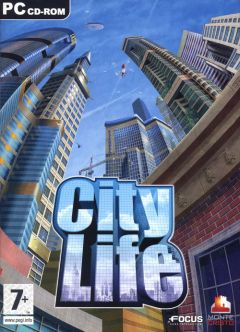Jaquette de City Life PC