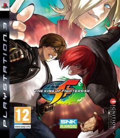 Jaquette de The King of Fighters XII PlayStation 3