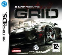 Jaquette de Race Driver : GRID DS