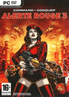 Jaquette de Command & Conquer : Alerte Rouge 3 PC