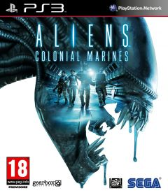 Jaquette de Aliens : Colonial Marines PlayStation 3