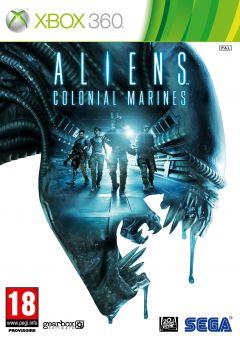 Jaquette de Aliens : Colonial Marines Xbox 360