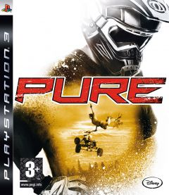 Jaquette de Pure PlayStation 3
