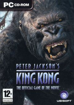 Jaquette de King Kong PC