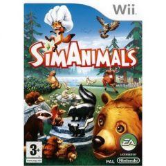 Jaquette de SimAnimals Wii