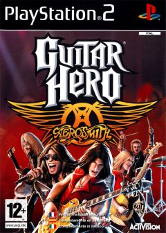 Jaquette de Guitar Hero : Aerosmith PlayStation 2