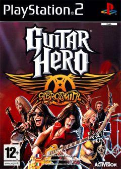 Jaquette de Guitar Hero : Aerosmith PlayStation 2