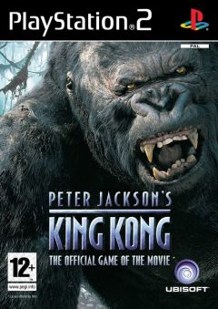 Jaquette de King Kong PlayStation 2