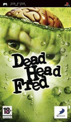 Jaquette de Dead Head Fred PSP