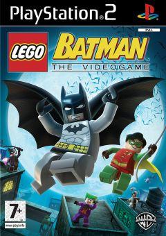 Jaquette de LEGO Batman PlayStation 2