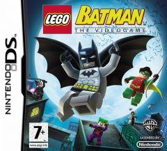 Jaquette de LEGO Batman DS