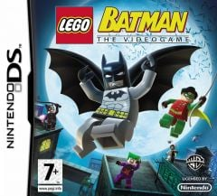 Jaquette de LEGO Batman DS