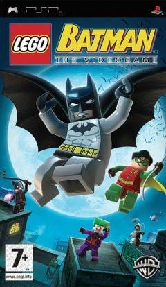 Jaquette de LEGO Batman PSP