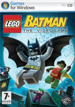 Jaquette de LEGO Batman PC