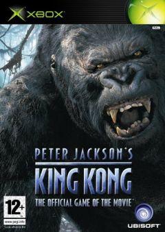 Jaquette de King Kong Xbox