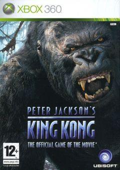 Jaquette de King Kong Xbox 360