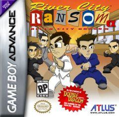 Jaquette de Street Gangs Game Boy Advance