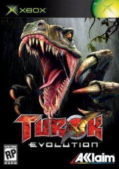 Jaquette de Turok Evolution Xbox