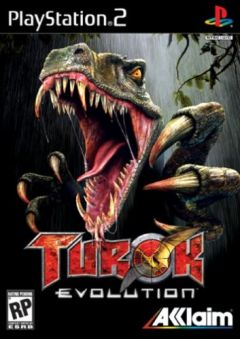 Jaquette de Turok Evolution PlayStation 2