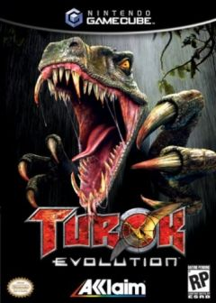 Jaquette de Turok Evolution GameCube