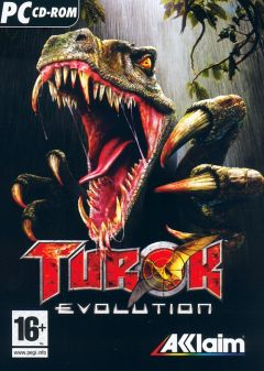 Jaquette de Turok Evolution PC