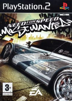 Jaquette de Need For Speed Most Wanted (original) PlayStation 2