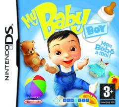 Jaquette de My Baby Boy DS