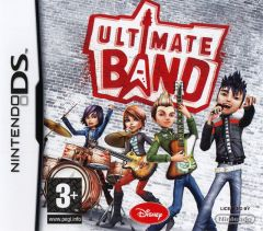Jaquette de Ultimate Band DS