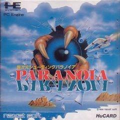 Jaquette de Paranoia PC Engine