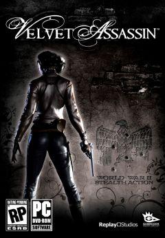 Jaquette de Velvet Assassin PC