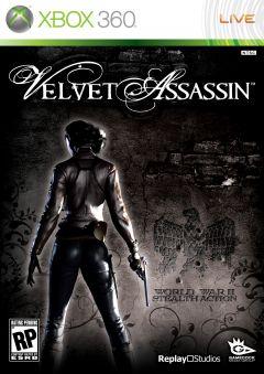 Jaquette de Velvet Assassin Xbox 360