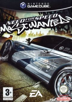 Jaquette de Need For Speed Most Wanted (original) GameCube