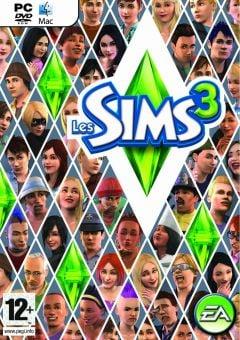 Jaquette de Les Sims 3 PC