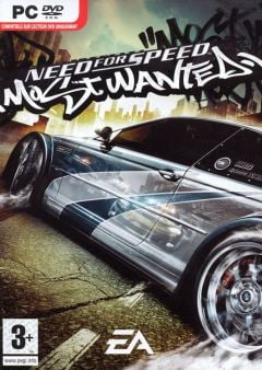 Jaquette de Need For Speed Most Wanted (original) PC