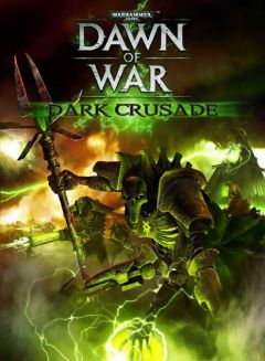 Jaquette de Warhammer 40.000 : Dawn of War - Dark Crusade PC