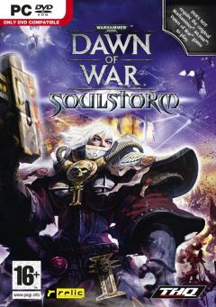 Warhammer 40.000 : Dawn of War - Soulstorm (PC)