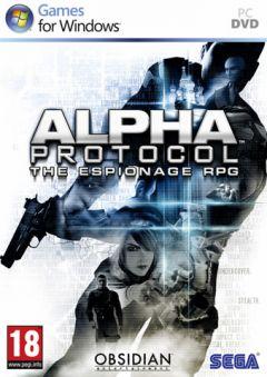 Jaquette de Alpha Protocol PC